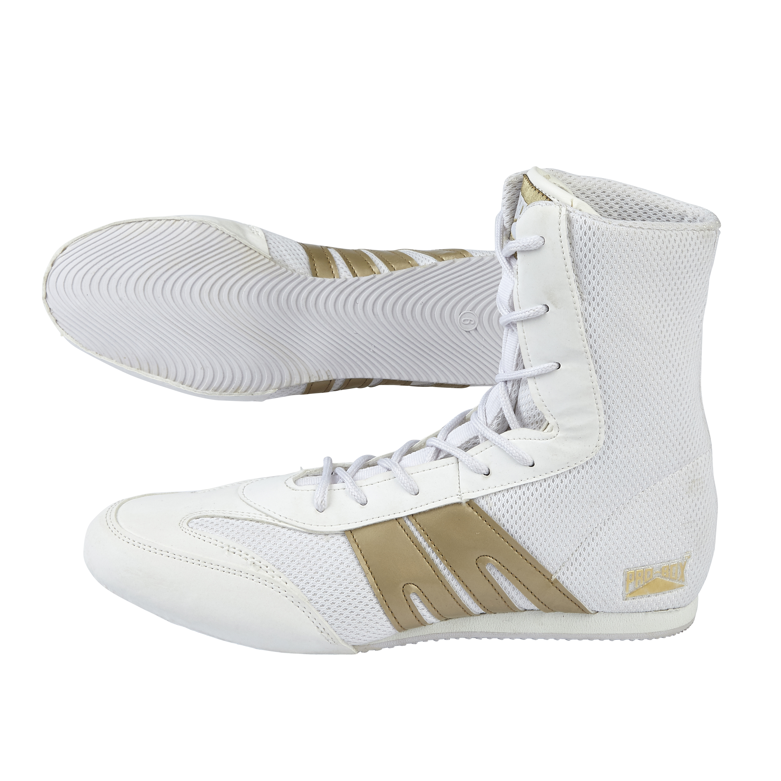 Boots White Gold