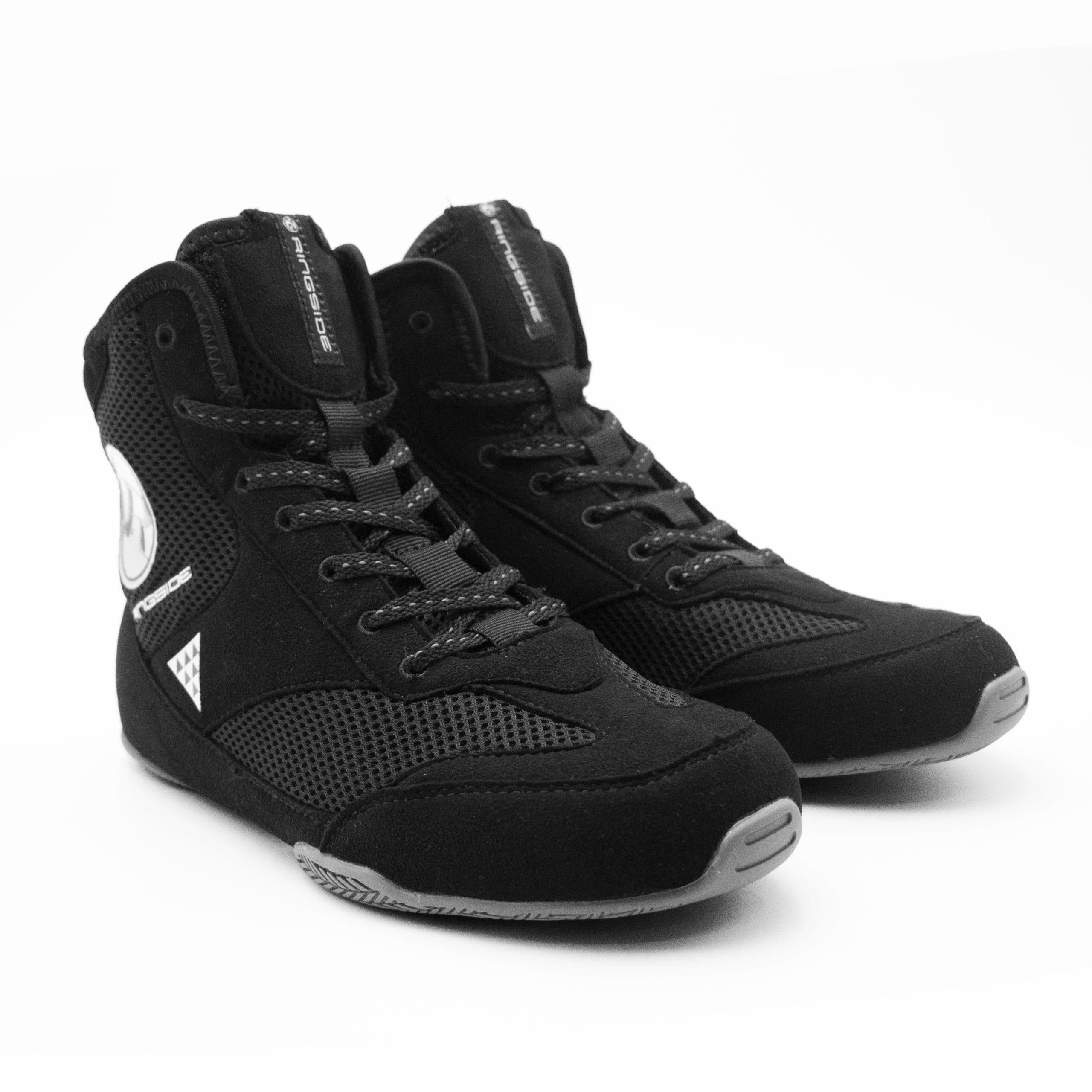 black-silver-pair
